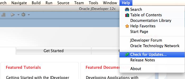 Installing OIM 11gR2PS2 Customization Installer JDeveloper Extension
