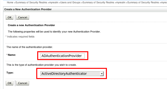 HOW TO Configure OIM 11g ADLDAP Authentication - Security